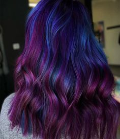 Now That's What I Call A Mermaid Makeover Hair Color Vivid Hair Color, Latest Hair Color, Cool Hair Color, Unique Hairstyles, Messy Hairstyles, Mermaid Makeover, Makeover Hair, Awesome Hair, Colorful Hair