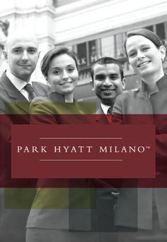 Park #Hyatt #Milano #team