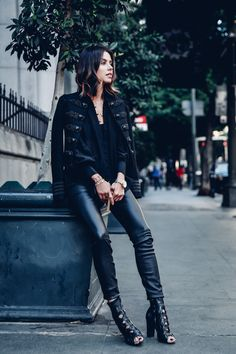 VivaLuxury - Fashion Blog by Annabelle Fleur: WITH THE BAND