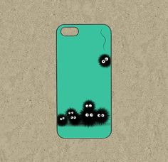 iphone 5c case,iphone 5c cases,iphone 5s case,cool iphone 5c case,iphone 5c over,iphone 5 case--Soot sprites,in plastic and silicone. by Ministyle360, $14.99
