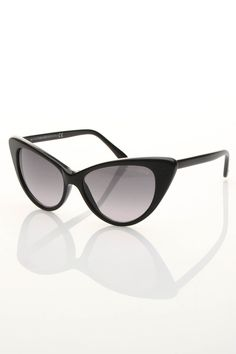 Annie! :)  Tom Ford Ladies' Cateye Sunglasses In Black - Beyond the Rack