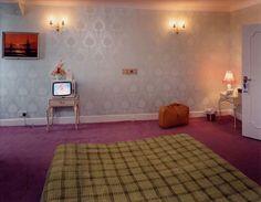 Rest / Stay [Hotel Room, Scarborough, England] by Nadav Kander Hotel Motel, Pics Art, Decoration, Interior Design, Photography, House, Home Decor, Aesthetics, Nostalgia