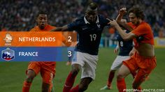 The Netherlands home friendly against France was stopped after 14 minutes for a minute's applause to remember Dutch great Johan Cruyff. World Cup Qualifiers, Best Football Players, Paul Pogba, Soccer Match, International Football, Soccer News, Laos, Netherlands, Amsterdam