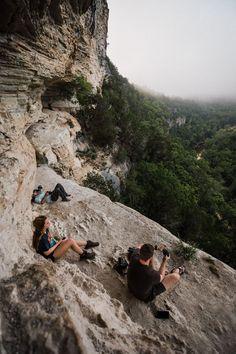 Hike the Goat Trail to Big Bluff