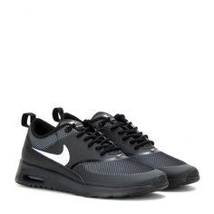 Nike Air Max Thea Sneakers in Black