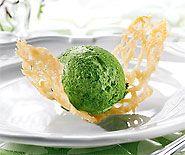 Mini Desserts For Party Mini Desserts, Food Inc, Wild Garlic, Good Food, Yummy Food, Sorbets, Vegan Ice Cream, French Food, Ice Cream Recipes