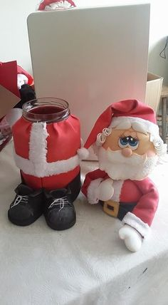 1 million+ Stunning Free Images to Use Anywhere Christmas Elf Doll, Christmas Jars, Holiday Ornaments, Christmas Home, Handmade Christmas, Christmas Decorations, Diy And Crafts, Crafts For Kids, Painting For Kids
