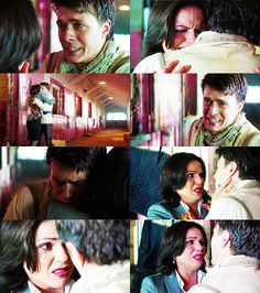 "OUAT season 2 episode 5 ""The Doctor"" Regina and Daniel"