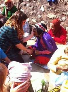 Blind Eyes See God's Love – Compassion DTS Nepal Outreach - YWAM Newcastle