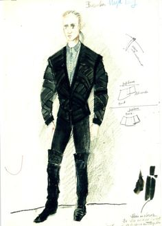 The Duchess of Malfi. RSC. Costume design by Fontini Dimou.