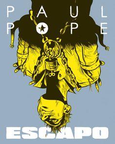 Escapo / guión y dibujo de Paul Pope