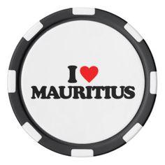 Casino chip, Mauritius - 2015