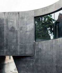 Zaha Hadid. Ordrupgaard Museum Extension #7 | Flickr : partage de photos !