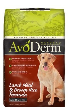 PET FOOD RECALL!!!!  Avoderm Natural Lamb Meal with brown rice. Adult dog formula.  For safe and healthy Holistic Pet Foods. Visit: www.lifeshealthypetfood.com