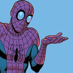 Spiderman Tattoo, Spiderman Art, Amazing Spiderman, Marvel Heroes, Marvel Comics, Justice League, Ultimate Spider Man, Marvel Coloring, Marvel Comic Character