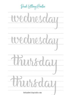 Calligraphy Discover Brush Lettering Worksheets Lowercase and Uppercase lettering Worksheets Brush Calligraphy Printable Brush calligraphy and hand lettering worksheets Brush Lettering Worksheet, Calligraphy Worksheet, Lettering Guide, Hand Lettering Practice, Hand Lettering Alphabet, Learn Calligraphy, Creative Lettering, Lettering Styles, Lettering Ideas