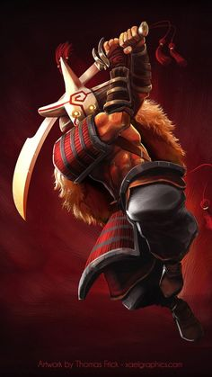 IPhone 6 Juggernaut Wallpapers HD Desktop Backgrounds 750x1334 Dota 2 Wallpaper