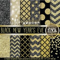#Newyear #gold #AnoNuevo #annonuovo #blackgold #blog #invitations #eventos #party #events #partyplanner