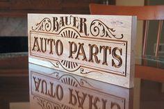 Muestra de la compañía Señales de madera Diy Signs, Shop Signs, Cnc Projects, Woodworking Projects, Rustic Signs, Wooden Signs, Lettering Design, Hand Lettering, Cnc Wood