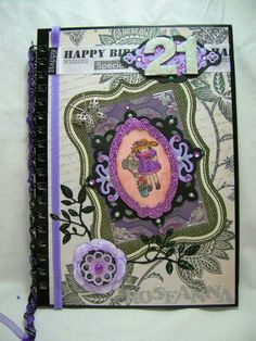 Journal for my niece