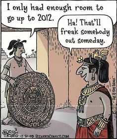 End of the #world???