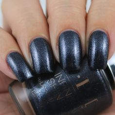 OPI Coalmates swatched by Olivia Jade Nails