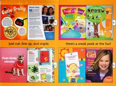 Living A Doll's Life : Printable Mini AG Magazines