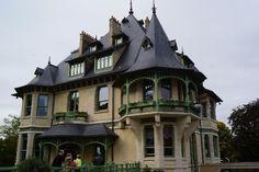 Villa Demoiselle  56 Boulevard Henry Vasnier, 51100 Reims, France -