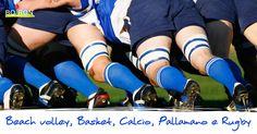 Sono 28 le medaglie d'oro per gli sport di squadra come Beach volley, Basket, Calcio, Pallamano e Rugby. I medicinali omeopatici possono rappresentare una valida scelta terapeutica per alleviare il dolore causato dai crampi, molto frequenti in questi sport. In questi casi si consiglia anche di bere immediatamente dei liquidi e estendere il muscolo contratto.