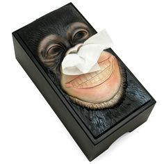 King Kong tissue box cover....Billy C gift?  $20