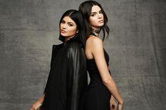 Irmãs Jenner criam mais uma coleção com a Topshop