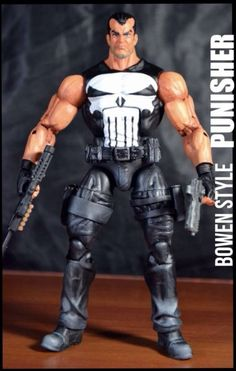 Punisher Bowen Style (Marvel Legends) Custom Action Figure