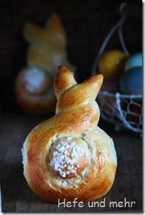 Osterhäschen – Übernacht-Variante/ Easter bunnies