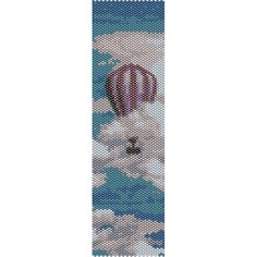 Hey, I found this really awesome Etsy listing at https://www.etsy.com/listing/484517958/hot-air-balloon-peyote-bead-pattern