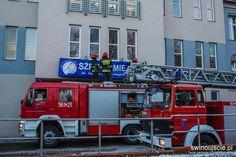 Straż pożarna: Na ratunek szpitala – FOTO