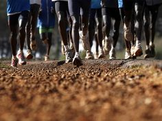 The myths and dreams of Kenya's track stars — Although Kenyan runners often dominate in long-distance competitions around the world, they don't possess a uniform style, Gianni Demadonna says. Their drive to live the runner's dream and escape poverty, however, is universal.