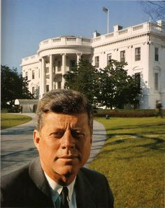 President John Fitzgerald Kennedy (1917-1963) 35th President of the United States 1961-1963