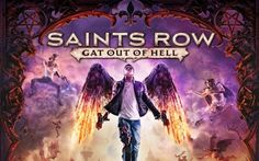 Saints Row Gat Out Of Hell HD Game HD Background,Desktop Wallpapers,Photos,Pictures