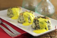Sformatini di lattuga - Ricette Blogger Riunite