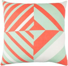 Lina 20 x 20 x 0.25 Pillow Cover WL-22837-S