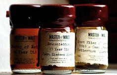 Master of Malts Whisky Tasting Set