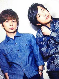 Matsujun and Nino