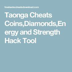 Taonga Cheats Coins,Diamonds,Energy and Strength Hack Tool