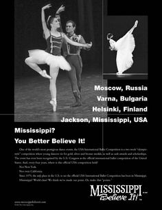 Moscow, Russia. Varna, Bulgaria. Helsinki, Finland. Jackson, Mississippi, USA  Mississippi? You Better Believe It!