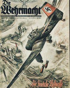 March 1938 edition of Die Wehrmacht. Die Wehrmachtwas a Germanmilitary magazine, which was…