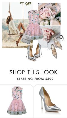 """""""Untitled #428"""" by stelastela ❤ liked on Polyvore featuring UGG Australia, Supersweet, Casadei and Givenchy"""