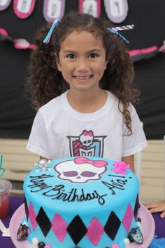 """Photo 1 of 23: Monster High Fearleading Camp / Birthday """"Ava's 7th Monster High Birthday Party"""" 
