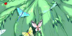 Spring Sprite  ➥ The Firebird suite (Fantasia 2000)