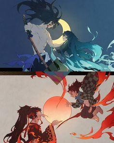 Kimetsu no Yaiba (Demon Slayer) Image - Zerochan Anime Image Board Manga Anime, Fanarts Anime, Anime Characters, Anime Art, Anime Angel, Anime Demon, Photo Manga, Chibi, Familia Anime
