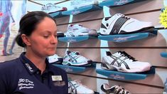 Health and fitness training advice - Interval Training, buying shoes,